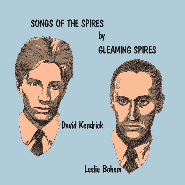 gleaming spires - songs of the spires cover art