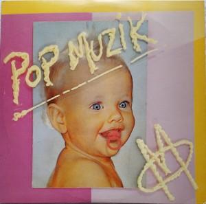 M - pop muzik cover art