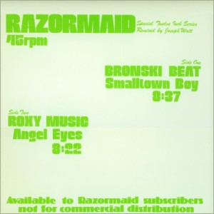 razormaid angel eyes cover