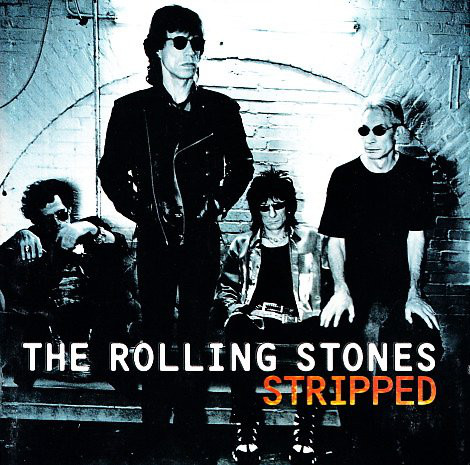 Roling Stones - stripped cover art