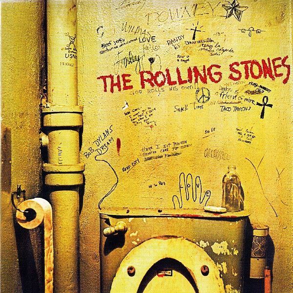 rolling stones beggars banquet SACD cover art