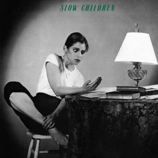 slow children UK cover art remastered