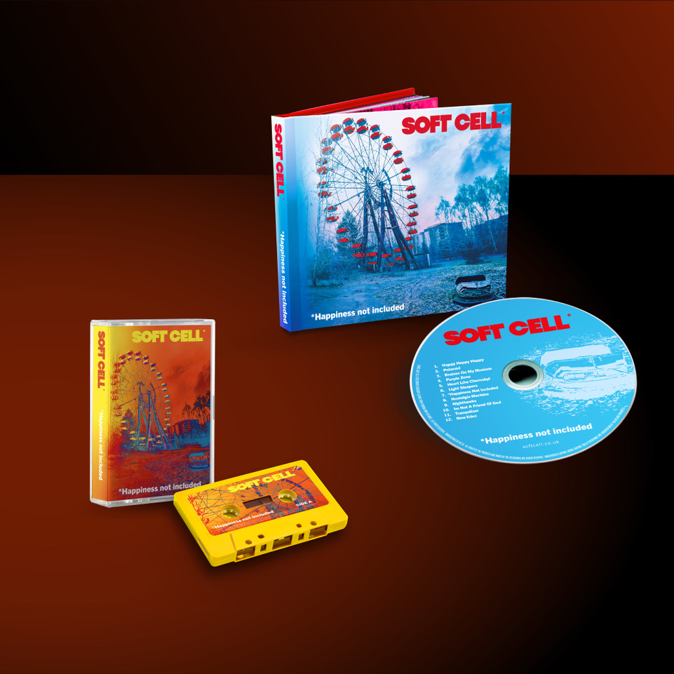 soft cell happiness not included bundle