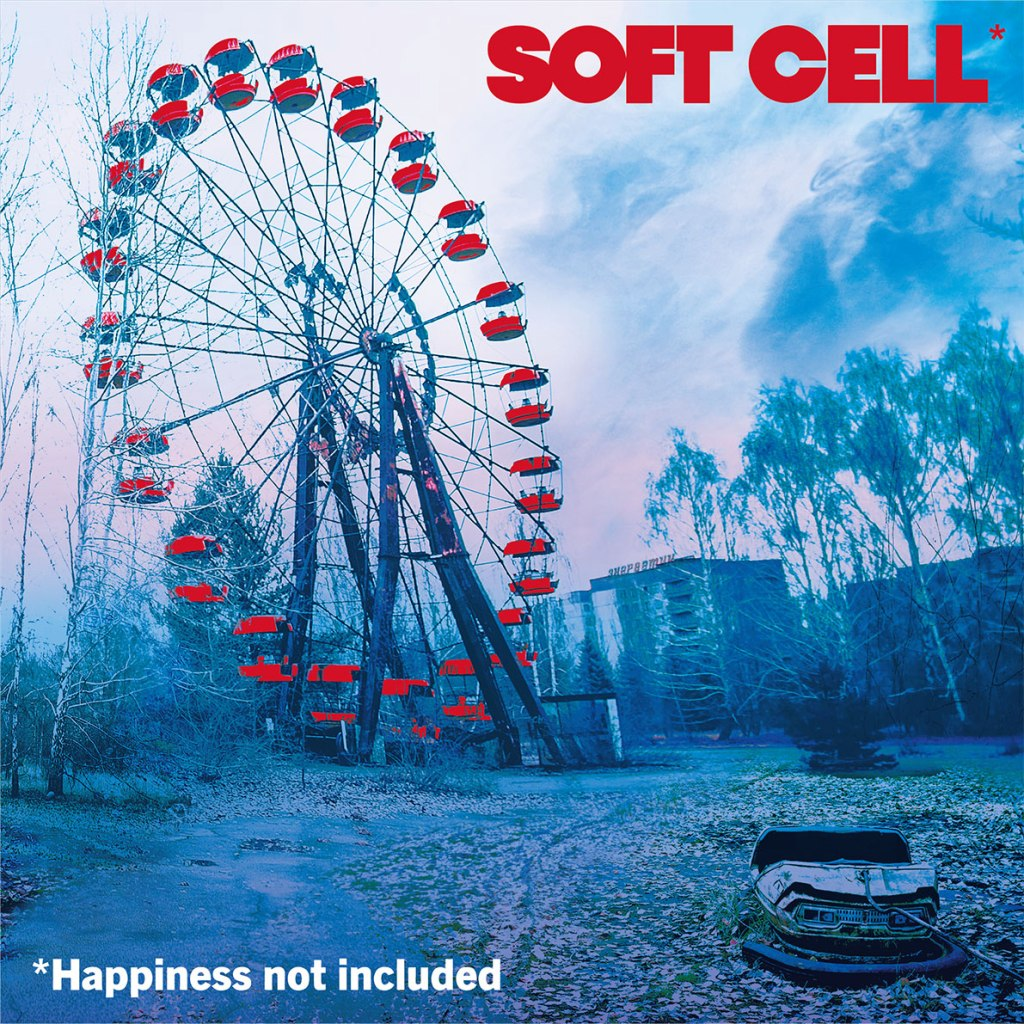 soft cell *happiness not included cover art