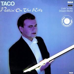 taco - puttin on the ritz cover art