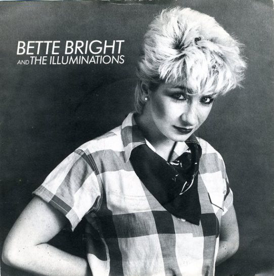bette bright + the illuminations - some girls have all the luck cover art
