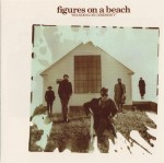 figures on a beach standing on ceremony cover art