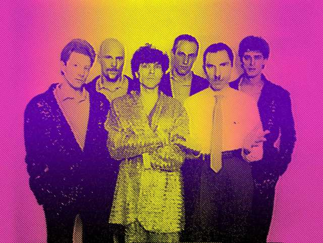 sparks band early 80s monktone
