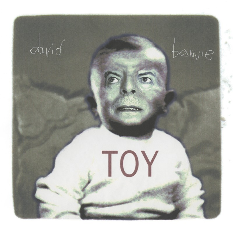 david bowie toy cover art