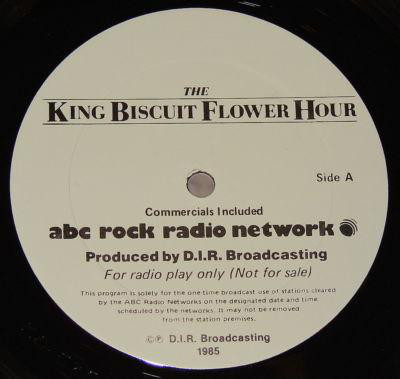king biscuit flower hour - roxy music